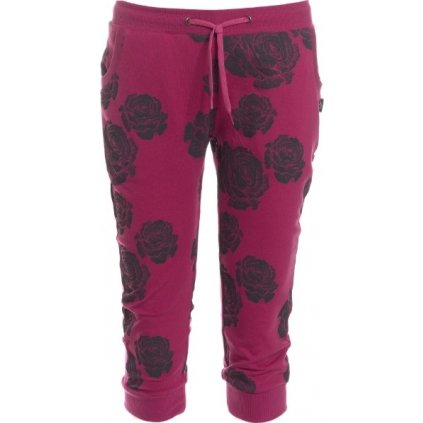 Dámské 3/4 kalhoty SAM 73 růžová