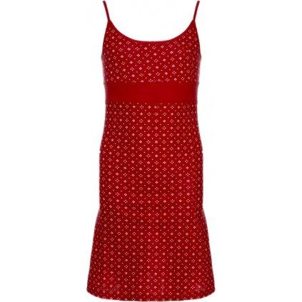 Dívčí šaty SAM 73 červená