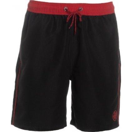 Pánské plavecké šortky SAM 73 černá