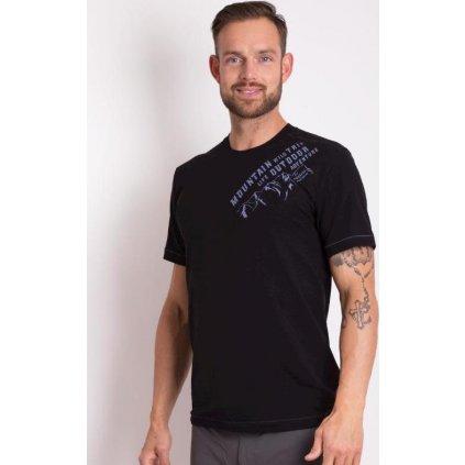 Pánské triko s bambusem PROGRESS Bonus