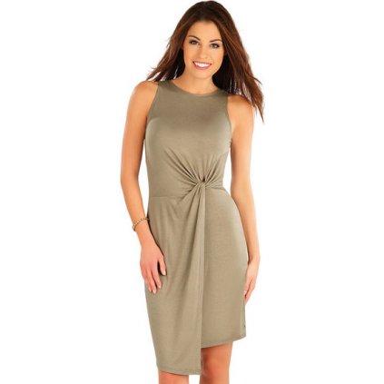 Šaty LITEX dámské bez rukávu
