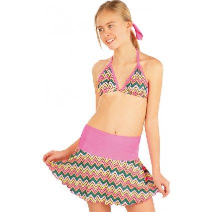 Dívčí sukně LITEX