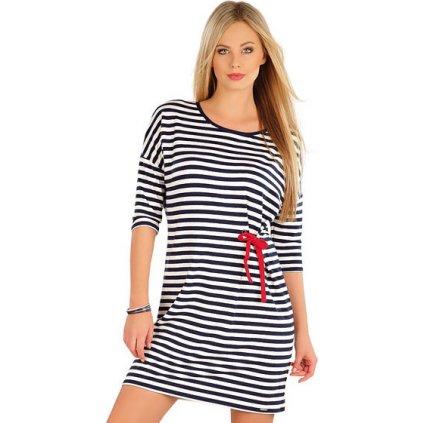 Šaty dámské LITEX s 3/4 rukávem