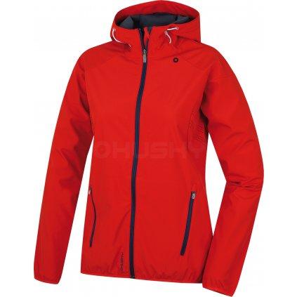 Dámská softshellová bunda HUSKY Sally L červená