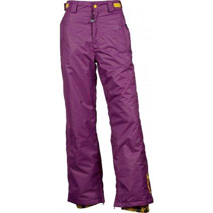 Dámské zimní kalhoty WOOX Panto Blue