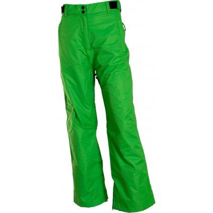 Dámské zimní kalhoty WOOX Snow Crowd Ladies´ Pants Green