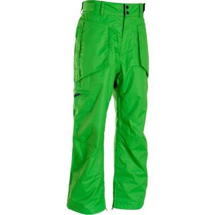 Pánské zimní kalhoty WOOX Powder Mens´ Pants Green