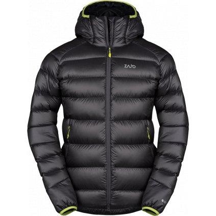Pánská zimní bunda ZAJO Moritz Jkt sivá