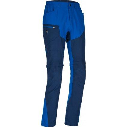 Pánské kalhoty ZAJO Magnet Neo Zip Off Pants modrá