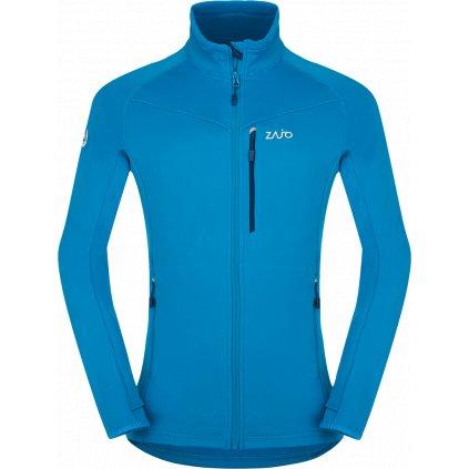 Pánská mikina ZAJO Arlberg Jkt modrá 2