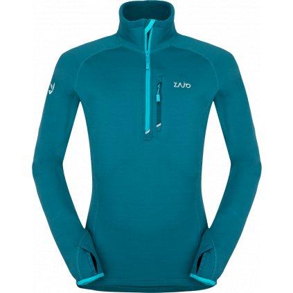 Pánská bunda ZAJO Arlberg Pull modrá 2