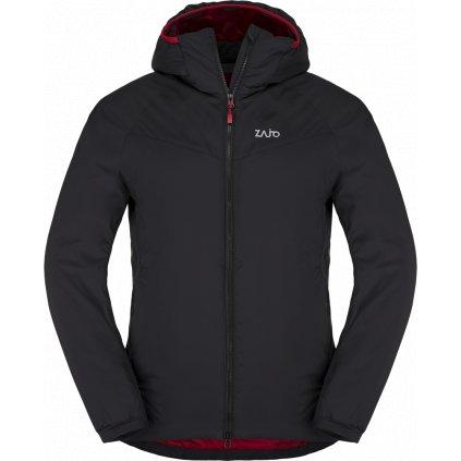 Pánská bunda ZAJO Narvik Jkt černá