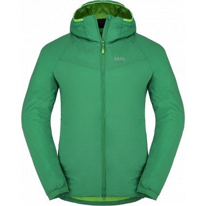Pánská zimní bunda ZAJO Narvik Jkt zelená