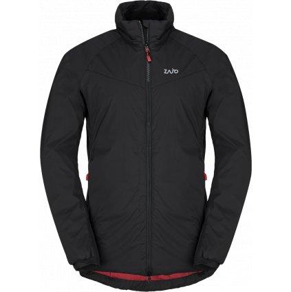 Pánská zimní bunda ZAJO Narvik NH Jkt černá