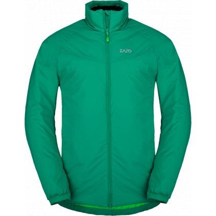 Pánská zimní bunda ZAJO Narvik NH Jkt zelená