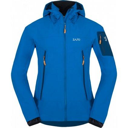 Pánská bunda ZAJO  Air LT Hoody Jkt modrá