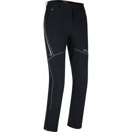 Pánské kalhoty ZAJO Reisa Pants černá