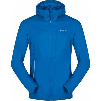 Pánská bunda ZAJO Litio Jkt modrá