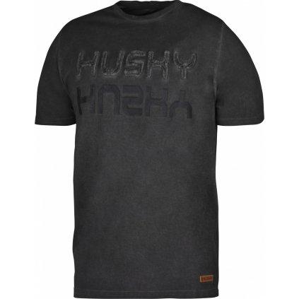 Pánské triko HUSKY   Broker M černá