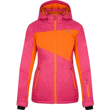 Dámská lyžařská bunda LOAP Fana  růžová