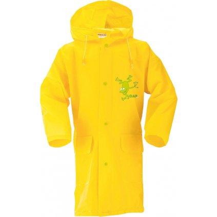 Pláštěnka LOAP Smoky1 žlutá