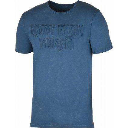 Pánské triko HUSKY  Bueno M tm. modrá