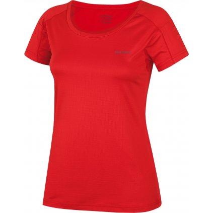 Dámské triko HUSKY Taury L červená