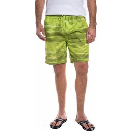 Pánské plavecké šortky SAM 73  Žlutá jasná