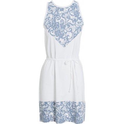 Dámské šaty SAM 73 Bílá