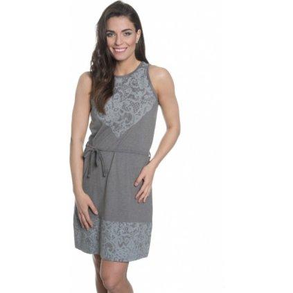 Dámské šaty SAM 73 šedá tmavá