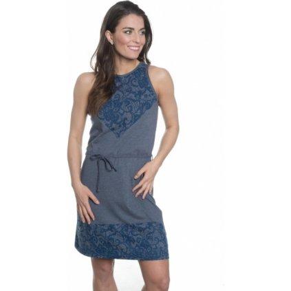 Dámské šaty SAM 73 Tmavě modrá