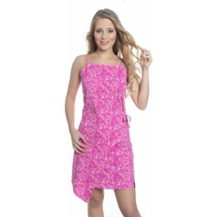 Dámské šaty SAM 73 Světle růžová