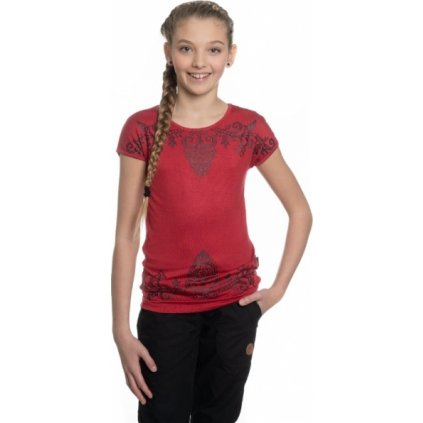 Dívčí triko s krátkým rukávem SAM 73