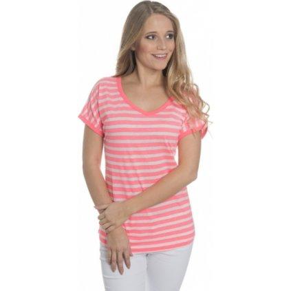 Dámské triko s krátkým rukávem SAM 73 růžová