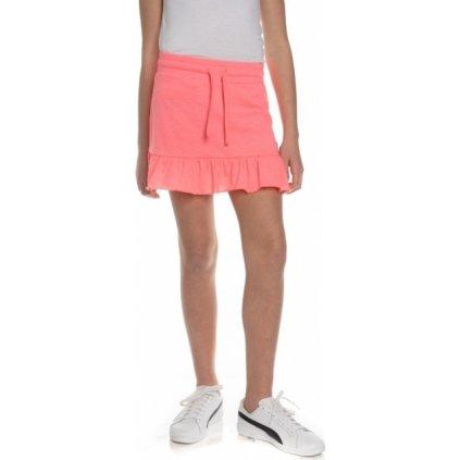 Dívčí sukně SAM 73 růžová