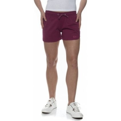Dámské šortky SAM 73 fialová