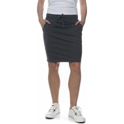 Dámská sukně SAM 73 šedá tmavá