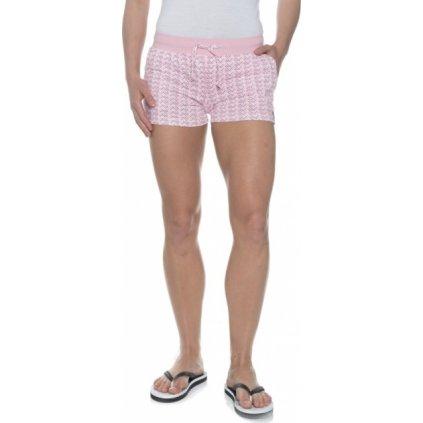 Dámské šortky SAM 73 světle růžová