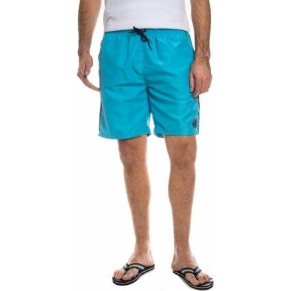 Pánské plavecké šortky SAM 73 modrá neon