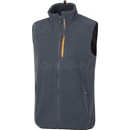 Pánská outdoor vesta HUSKY Brofer M antracit
