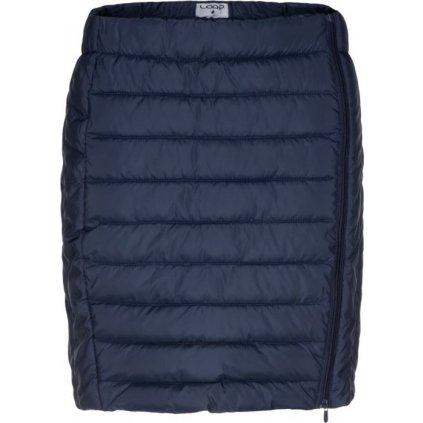 Dámská sportovní sukně LOAP Irfina modrá