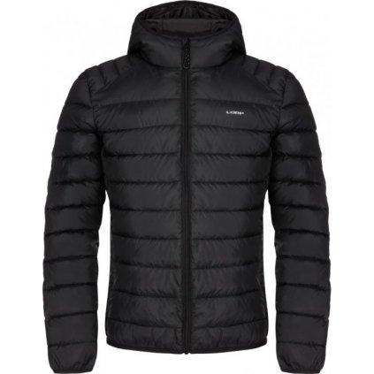 Pánská zimní bunda do města LOAP Iraf černá