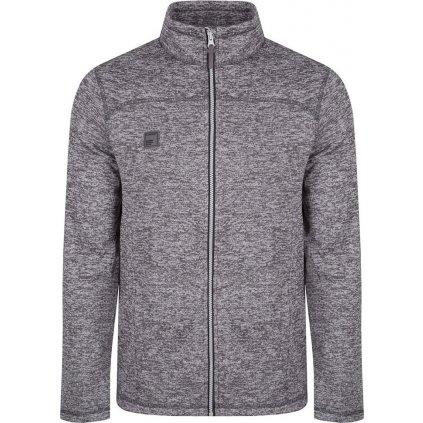 Pánský sportovní svetr LOAP Gavino šedá