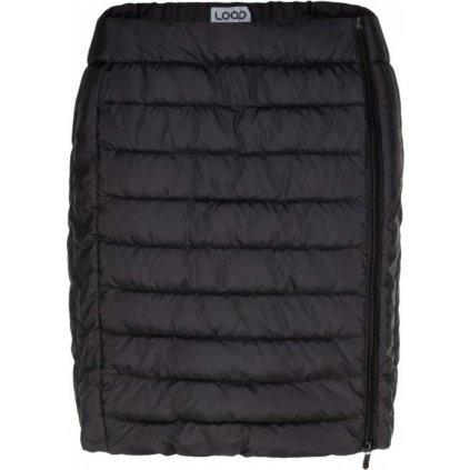 Dámská sportovní sukně LOAP Irfina  černá