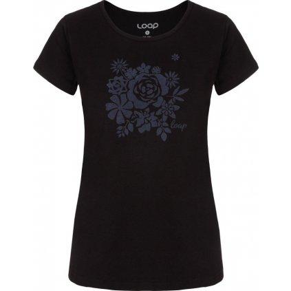 Dámské triko LOAP Anicka černá