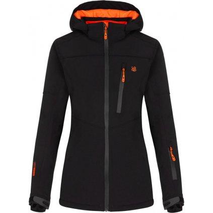 Dámská lyžařská bunda LOAP Falona černá