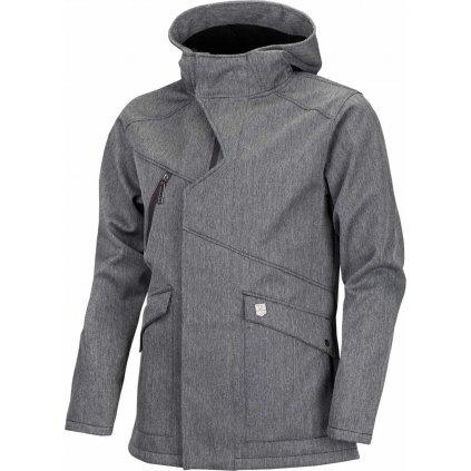 Pánský kabát WOOX Twill Zone Men´s Parka