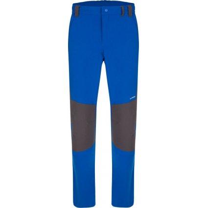 Pánské softshell kalhoty LOAP Ultor modrá