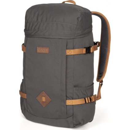 Městský batoh LOAP Malmo šedá