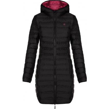 Dámský zimní kabát LOAP Itessa černá